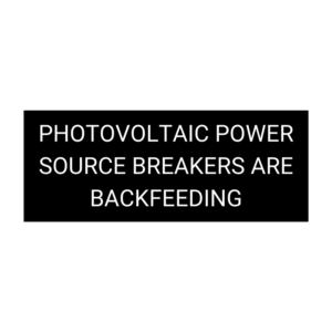 Photovoltaic Power Source